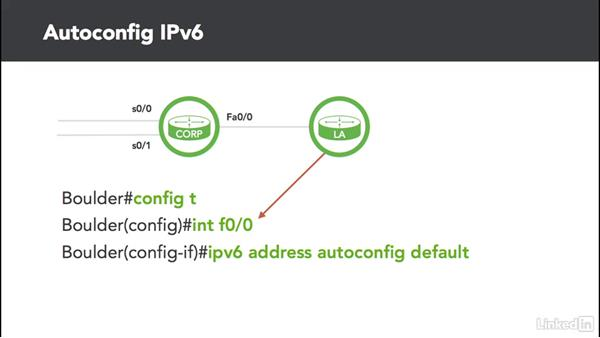 IPv6 addressing in an internetwork: Cert Prep: Cisco Certified Entry Networking Technician (100-105)