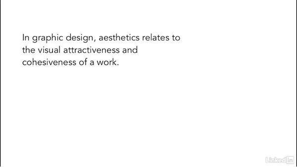 What is aesthetics?: Design Aesthetics for the Web