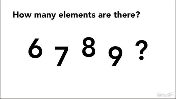 Understanding the elements of design