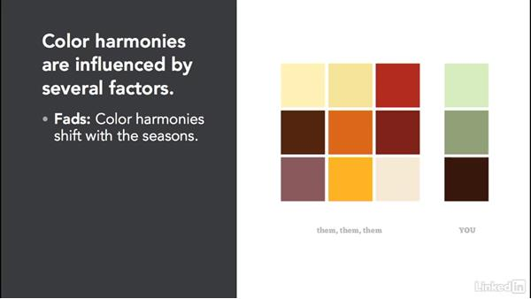 Color: Theory and trends: Design Aesthetics for the Web