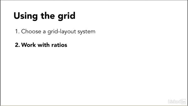 Composition: Using the grid: Design Aesthetics for the Web