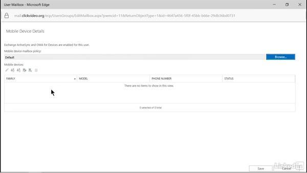 Configure mailbox permissions: Microsoft Exchange Server 2016 Administration