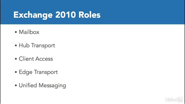Global mailbox role changes: Microsoft Exchange Server 2016 Administration