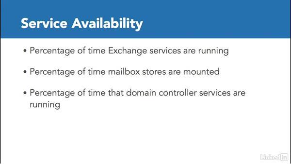 Design an SLA solution for downtime: Microsoft Exchange Server 2016 Administration