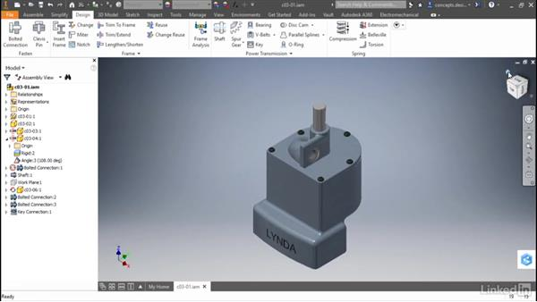 Overview of the user interface: Cert Prep: Autodesk Inventor Certified Professional