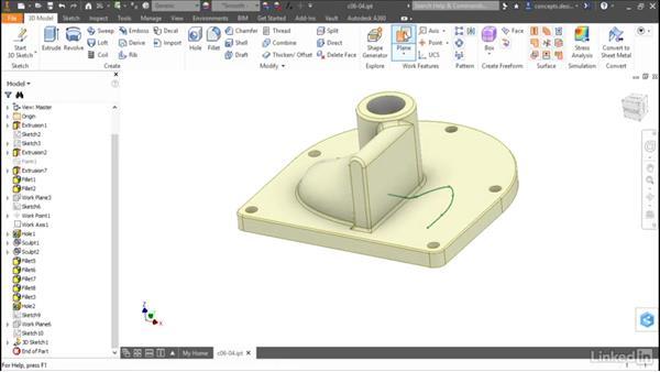 Advanced modeling 3: Cert Prep: Autodesk Inventor Certified Professional