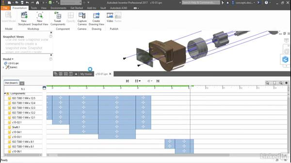 Overview of presentation files: Cert Prep: Autodesk Inventor Certified Professional