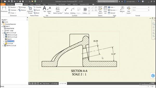 Overview of drawings: Cert Prep: Autodesk Inventor Certified Professional