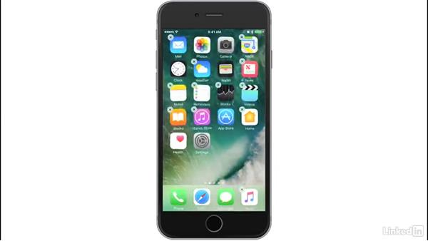 Welcome: iOS 10: iPhone and iPad New Features