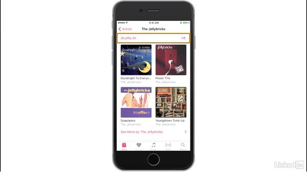 Music: iOS 10: iPhone and iPad New Features