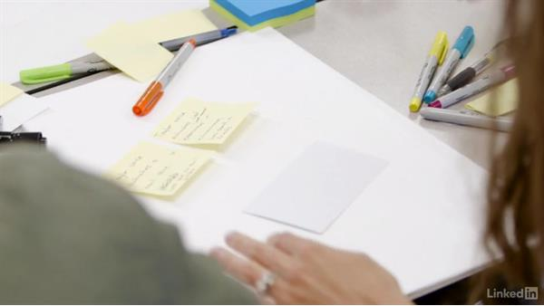 Paper prototypes: The fastest way to test your ideas: Design Thinking: Implementing the Process