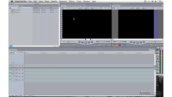 Importing a PSD into Final Cut Pro: Final Cut Pro 6 with Photoshop CS3 Integration