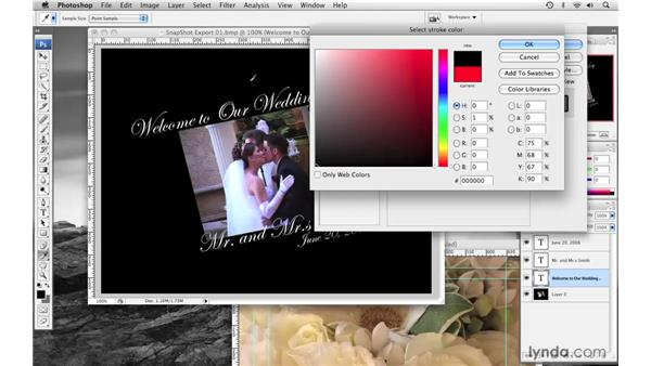 Creating titles pt. 2: Final Cut Pro 6 with Photoshop CS3 Integration