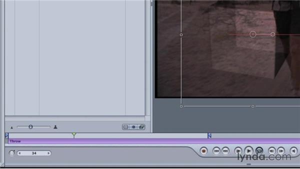 Adding behaviors: Final Cut Studio Overview