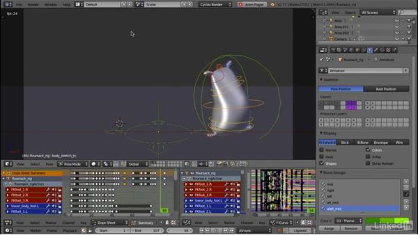 Think physics and art, not software: 12 Principles of Animation for CG Animators
