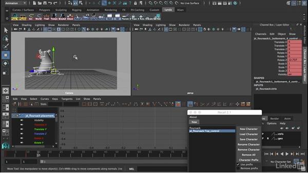 Principle 4: Straight ahead: 12 Principles of Animation for CG Animators