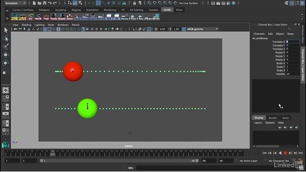 Principle 9: Spacing: 12 Principles of Animation for CG Animators