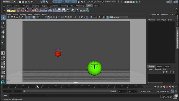 Solution: An exercise with a ball: 12 Principles of Animation for CG Animators