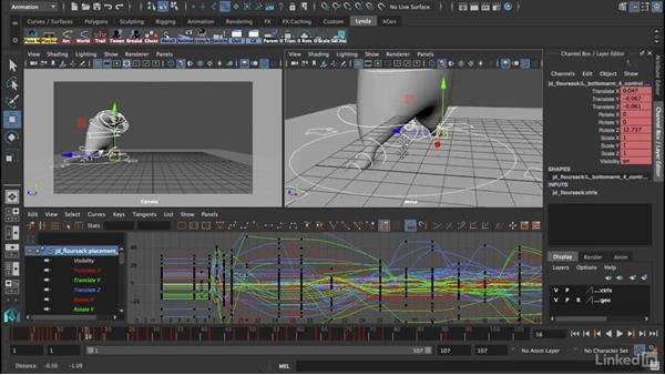 Principle 11: Solid drawing: 12 Principles of Animation for CG Animators