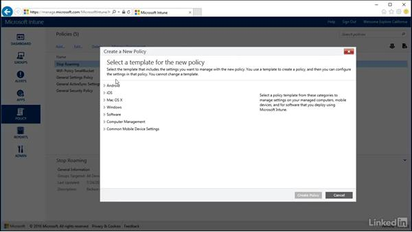 Device software updates: Windows 10: Intune Device Management