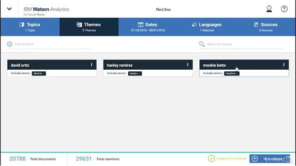 Sneak Peek: Watson Analytics for Social Media (WASM) and the Analytics Exchange: Watson Analytics Fundamentals