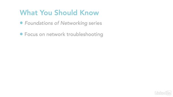 What you should know: Troubleshooting Network Connectivity