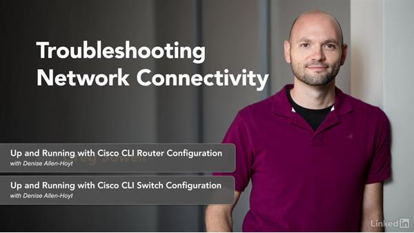 Next steps: Troubleshooting Network Connectivity