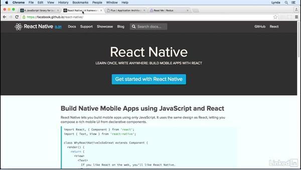 Next steps: Learn React.js: The Basics