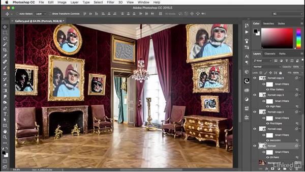 Welcome: Photoshop: Smart Objects