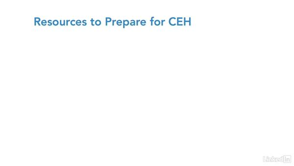 IT security certification: CEH