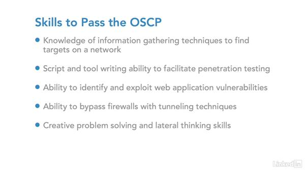IT security certification: OSCP: IT Security Career Paths and Certifications