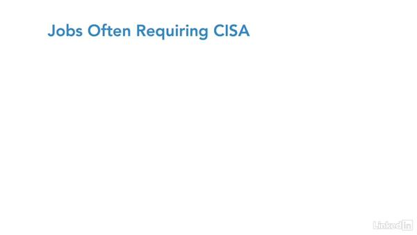 IT security certification: CISA: IT Security Career Paths and Certifications