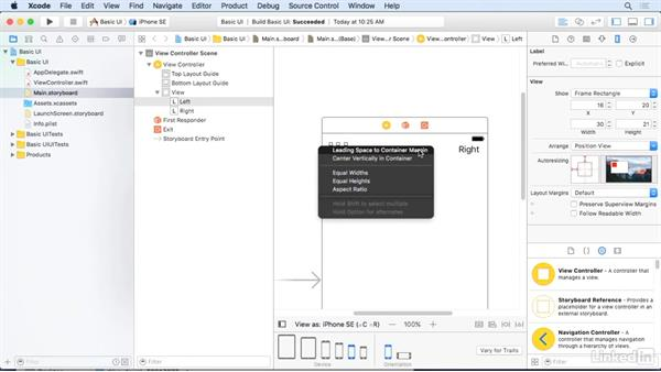 Auto Layout fundamentals: iOS 10 App Development Essentials 2: Design a User Interface