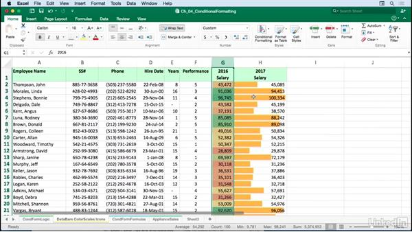 Welcome: Excel for Mac 2016: Advanced Formatting Techniques