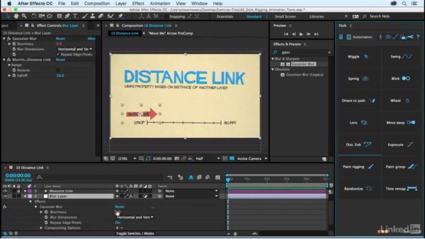 Distance link: After Effects Duik Rigging & Animation Tools