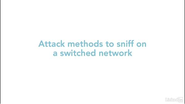 Tapping into the data stream: Ethical Hacking: Sniffers
