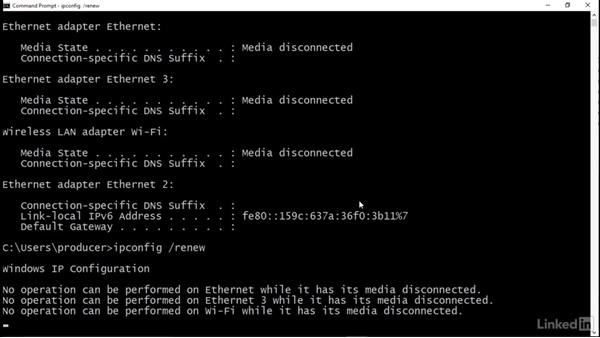 Investigating DHCP: Ethical Hacking: Sniffers