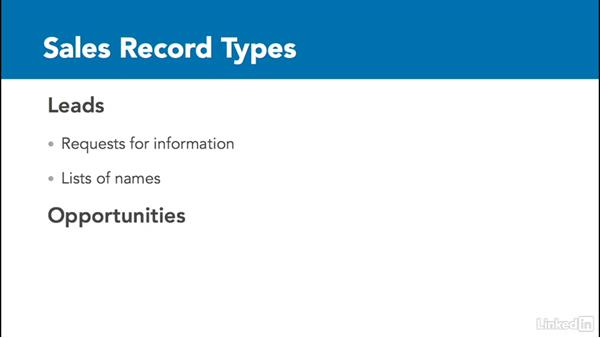 Records and record types: The basics: Microsoft Dynamics CRM: Customer Service