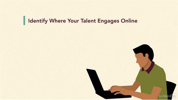 Identify new resources: Talent Sourcing