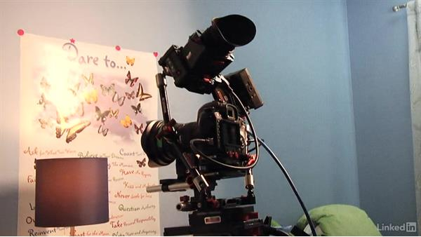 Shooting the child's bedroom: Creating a PSA Commercial