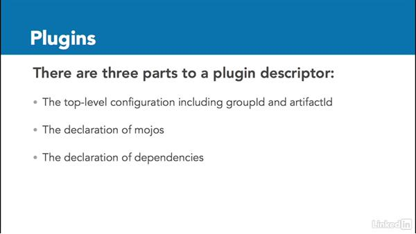 Writing plugins: Multi Module Build Automation with Maven