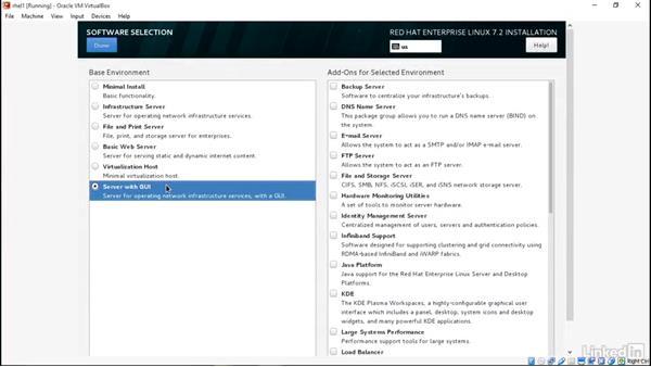 Welcome: Set Up a Red Hat Enterprise Linux Server