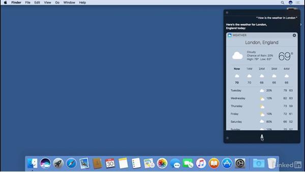 Setup: macOS Sierra Essential Training