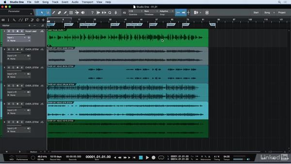 What you should know before watching this course: Vocal Production Techniques: Editing and Mixing in Studio One