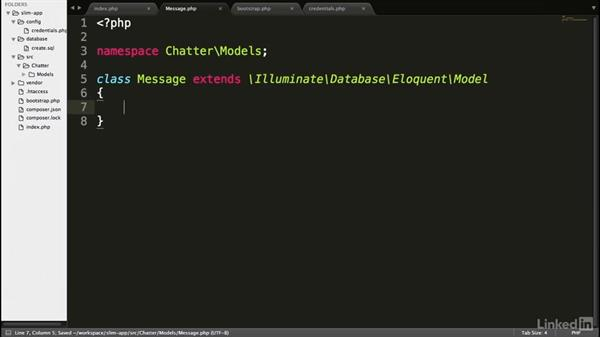 Our first middleware component: Building APIs in PHP Using the Slim Micro Framework