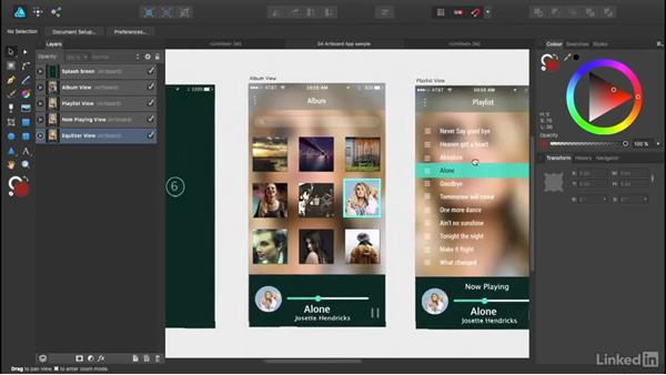 Welcome: UX Design Tools: Affinity Designer