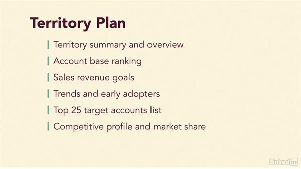 Establish a sales activity plan: Inside Sales