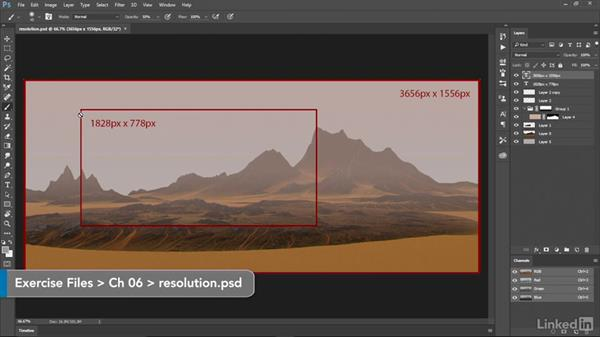Resolution: Matte Painting: Environments for Film