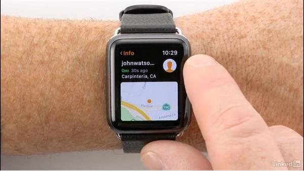 Tour of new apps and small app updates: Apple watchOS 3 New Features