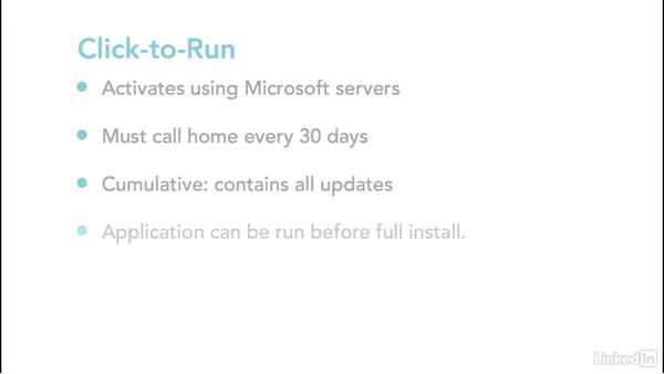Click-to-Run vs. MSI: Office 365: Manage Clients and End-User Devices